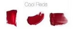 Cool Red Undertones