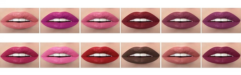 How Lipstick Color Show Personality Traits