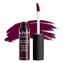 Nyx Transylvania Soft Matte Lip Cream