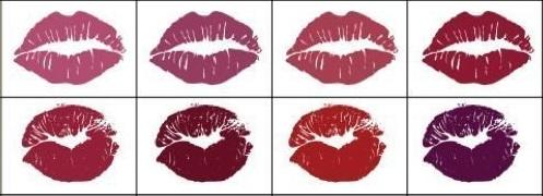 Maroon Lipsticks Shades