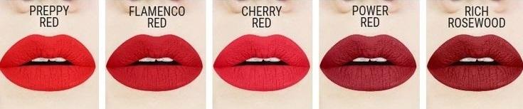 Red - Sunday Hero Lip Colors