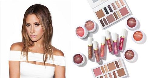 Ashley Tisdale Lipsticks
