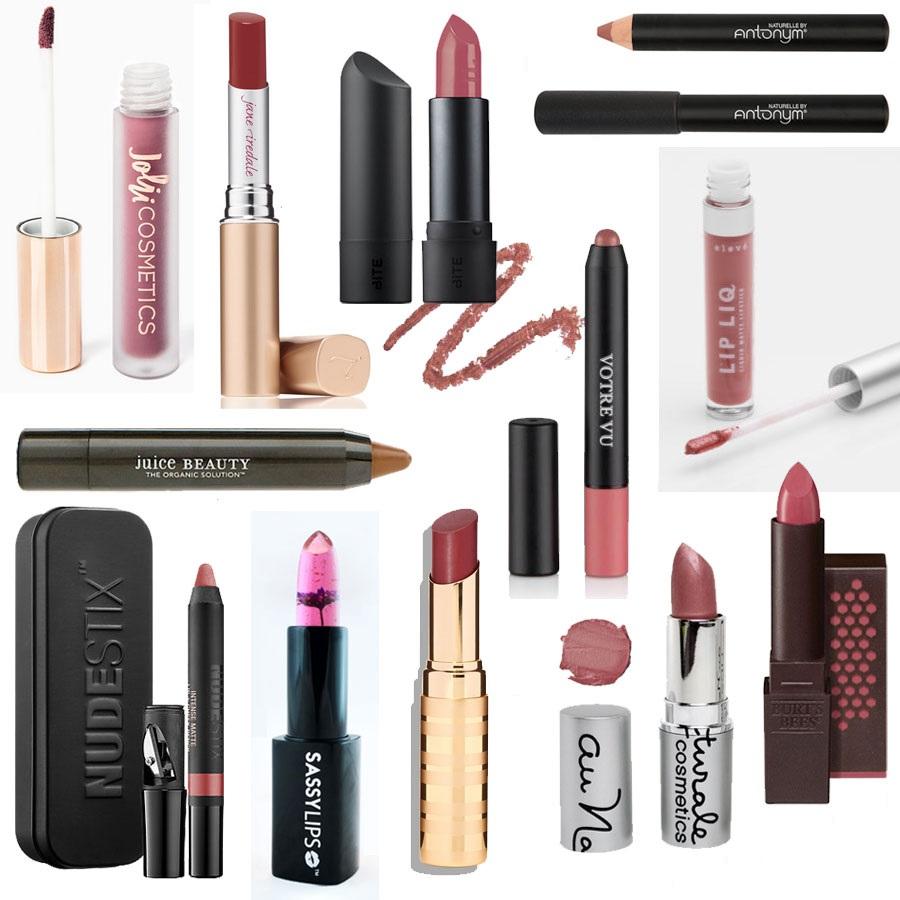 Best Organic Lipstick Brands