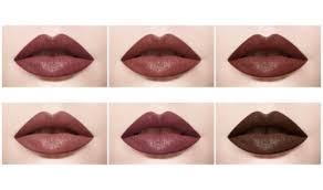 Red Brown Lipstick