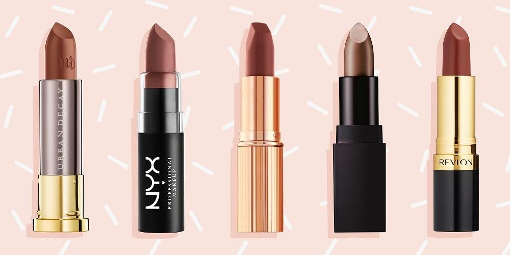 Best Brown lipsticks Banner