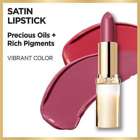 Loreal Paris Age Perfect Satin Lipstick