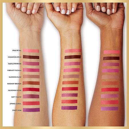 Loreal Paris Satin Lipstick