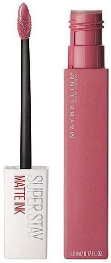 Maybelline SuperStay Matte Lipstick