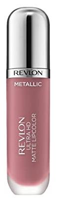 Revlon Ultra HD Metallic Matte Liquid Lip Color Glam
