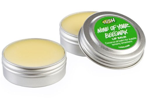 None of Your Beeswax Balm by Lush