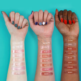 Quench lip rescue by Tarte Cosmetics Shades