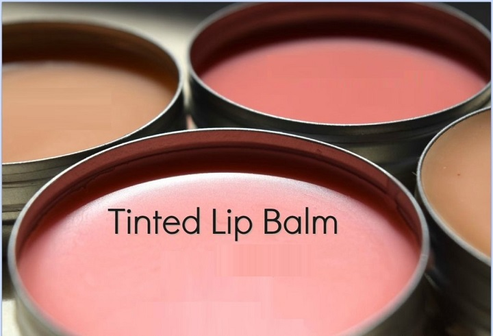 best vegan tinted lip balms