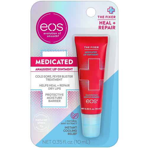 eos The Fixer Medicated Lip Balm
