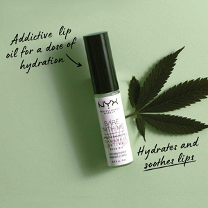Bare With Me Cannabis Sativa Seed Oil Lip