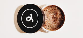 Coffee Grounds And Coconut Oil Lip Scrub