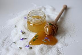 Honey and Sugar Lip Scrub