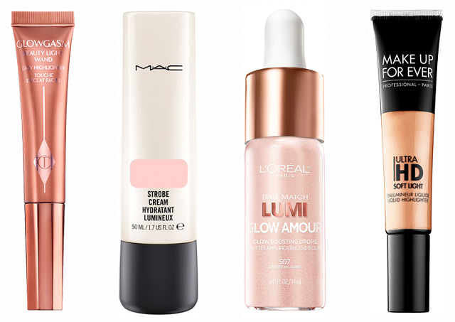 Liquid Highlighters for Her