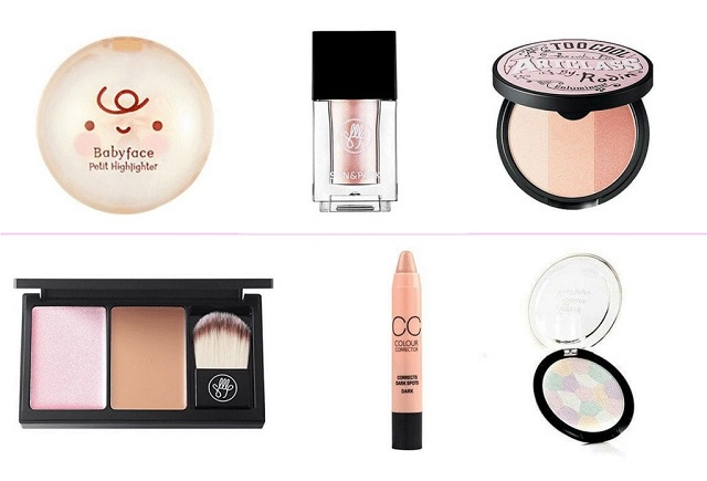 Types of Highlighters