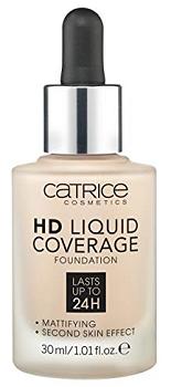 Catrice Cosmetics HD Liquid Foundation