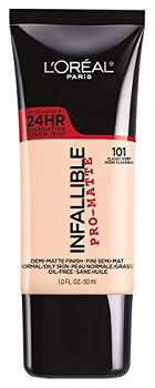 Infallible Pro-Matte Foundation by LOREAL