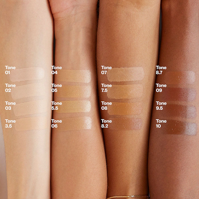 Kosas Tinted Face Oil Foundations