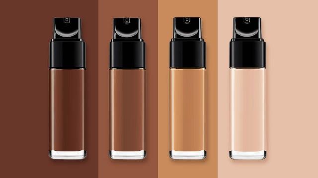 Liquid Foundation for Combination Skin