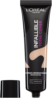 Loreal Paris INFALLIBLE Total Cover Foundation