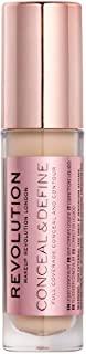 Makeup Revolution Conceal - Define Full Coverage Foundation