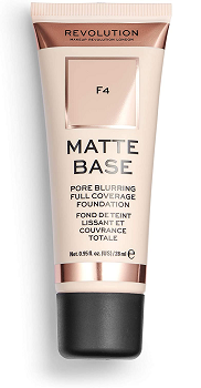 Makeup Revolution Matte Base Foundation