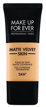 Matte Velvet Skin Full Coverage Foundation by MAKE UP FOR EVER