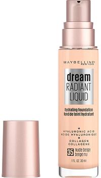Maybelline Dream Radiant Liquid Medium Coverage