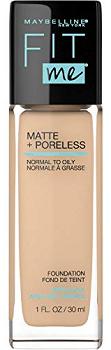 Maybelline New York Fit Me Matte - Poreless Foundation