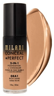 Milani Conceal Perfect 2 in 1 Foundation