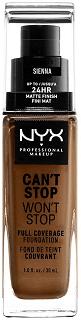 NYX Professional Full Coverage Foundation