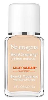 Neutrogena Skin Clearing Liquid Makeup