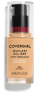 Outlast All-Day Stay Fabulous Foundation by COVERGIRL