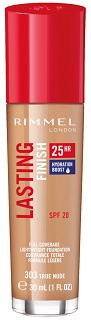 Rimmel London Lasting Finish 25 Hour Foundation
