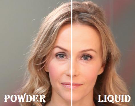 Liquid vs Powder Highlighters