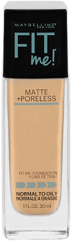 A pretty Face - MAYBELLINE FIT ME DEWY