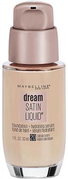 Maybelline New York Dream Satin Liquid Foundation
