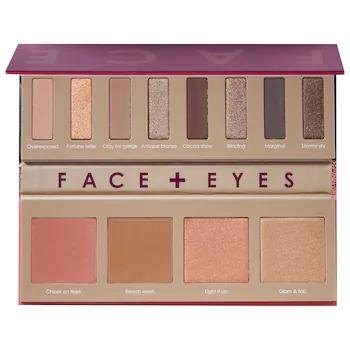 A pretty Face - Sephora Face - Eye Palette