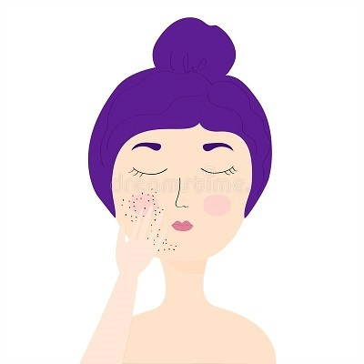 Exfoliate Skin for Flawless Foundation