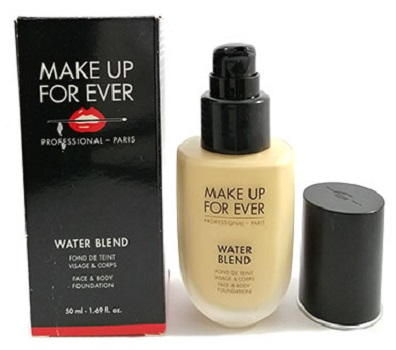 Make Up For Ever Water Blend Face - Body Foundation