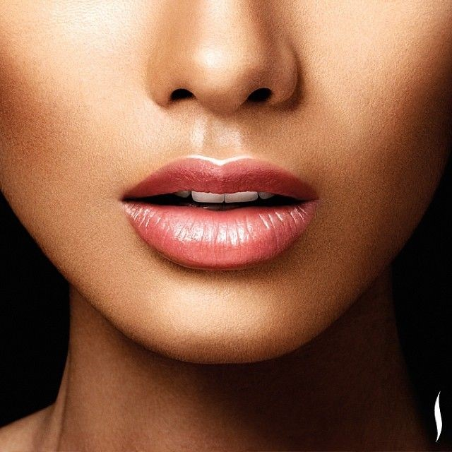 Strike Out a Thin Lining on Cupids Bow
