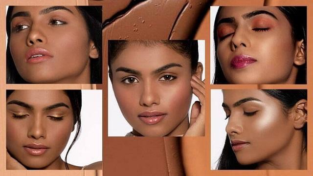 Waterproof Foundation for Dark Skin