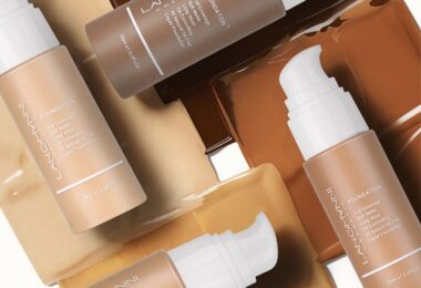 best waterproof foundation for dry skin to look hydrated