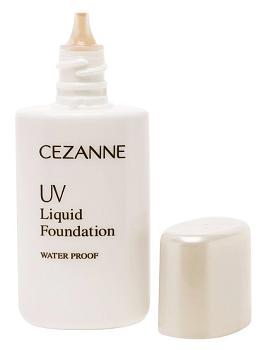 Cezanne Waterproof Liquid Foundation